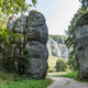 Cracow Gate rock formation in Ojcow National Park, Krakow,Poland - PhotoDune Item for Sale