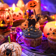 Spooky creative food for kids Halloween party - PhotoDune Item for Sale