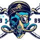 Skull Diver T-shirt - GraphicRiver Item for Sale