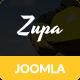 ZupaBuilder – Building and Architectural Joomla Template - ThemeForest Item for Sale