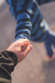 Father and son holding hands - PhotoDune Item for Sale