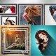 3 Photoframe Template Bundle - GraphicRiver Item for Sale