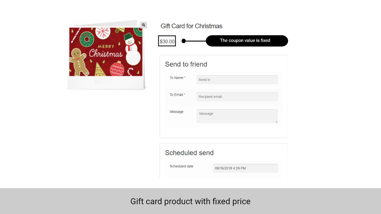Woocommerce Gift Card Pro By Magenest Codecanyon