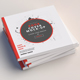 Softcover Book Mockups - Square - GraphicRiver Item for Sale