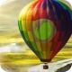 Hot Air Balloon Logo - VideoHive Item for Sale