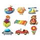 Sticker Set of Many Toys - GraphicRiver Item for Sale