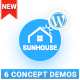 Real Estate WordPress | Sun House Real Estate WP - ThemeForest Item for Sale