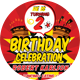 Comic Kids Birthday Party - GraphicRiver Item for Sale