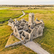 Aerial View of Ross Errilly Friary - PhotoDune Item for Sale