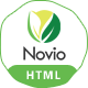Novio - Ecology & Environmental Non-Profit Organization HTML5 Template - ThemeForest Item for Sale