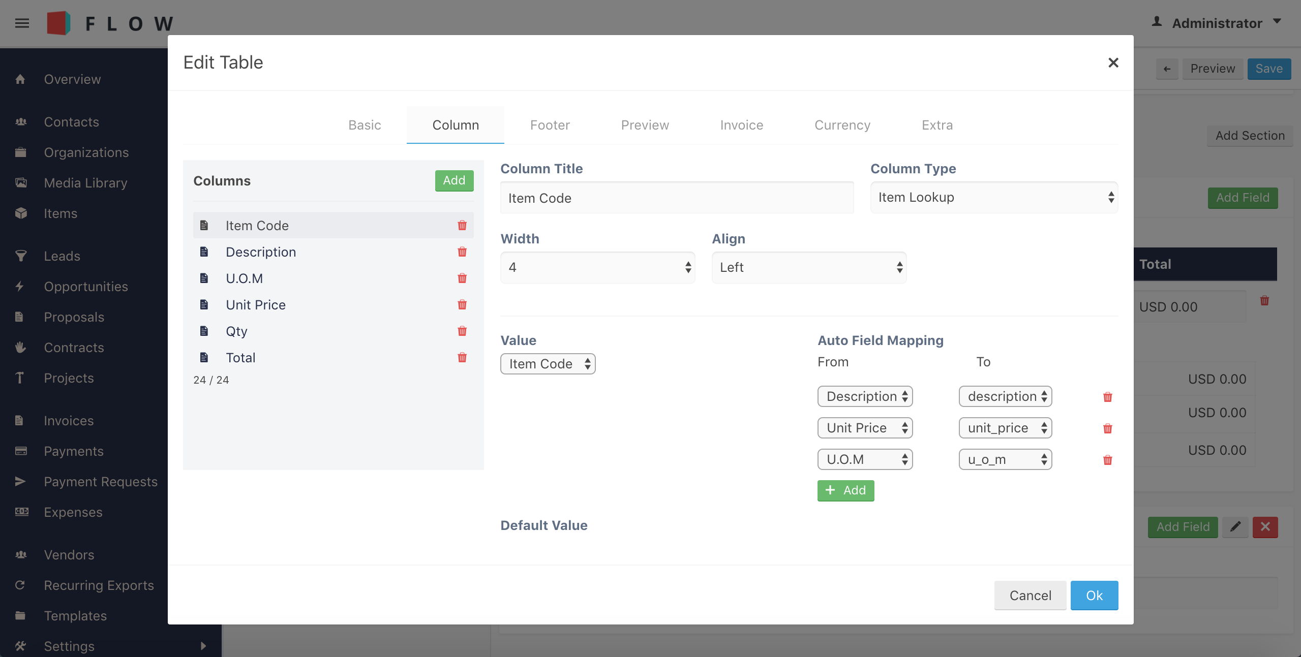 Flow - Simple CRM for Freelancers and Small businesses