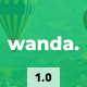 Wanda - Responsive Email Newsletter Template For Startup - ThemeForest Item for Sale