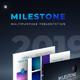 Milestone - Multipurpose Powerpoint - GraphicRiver Item for Sale