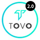 Tovo -  Angular 6 App Landing Page - ThemeForest Item for Sale
