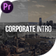 Corporate Intro - Business Opener - VideoHive Item for Sale