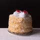 meringue cake against dark background - PhotoDune Item for Sale