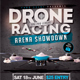Drone Racing Flyer - GraphicRiver Item for Sale