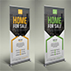 Real Estate Roll Up Banner - GraphicRiver Item for Sale