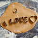 Making cookie letters - PhotoDune Item for Sale