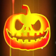 Halloween Neon Background - VideoHive Item for Sale