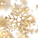 Snowflakes Christmas Background - VideoHive Item for Sale