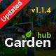 Garden HUB - Gardening, Lawn & Landscaping WordPress Theme - ThemeForest Item for Sale