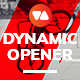 Dynamic Opener // Sport Promo // Urban Intro - VideoHive Item for Sale