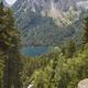 Aigues tortes national park forest landscape. Sant Maurici lake. Spain - PhotoDune Item for Sale