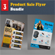 Product Sale Flyer Bundle - GraphicRiver Item for Sale