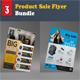 Product Sale Flyer Bundle - GraphicRiver Item for Sale