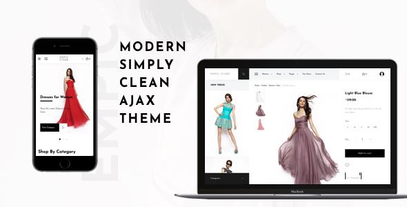 Empic - Ajax Powered Multi-Concept WooCommerce Theme - WooCommerce eCommerce