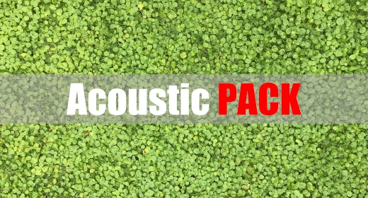 Acoustic Pack Collection