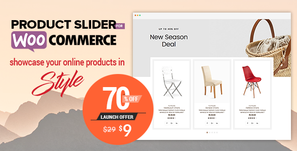 Product Slider For WooCommerce - Woo Extension to Showcase Products            Nulled