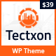 Tectxon - Industry & Factory WordPress Theme - ThemeForest Item for Sale