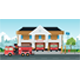 Fire Station - GraphicRiver Item for Sale