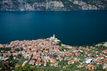 Ancient town of Malcesine - PhotoDune Item for Sale