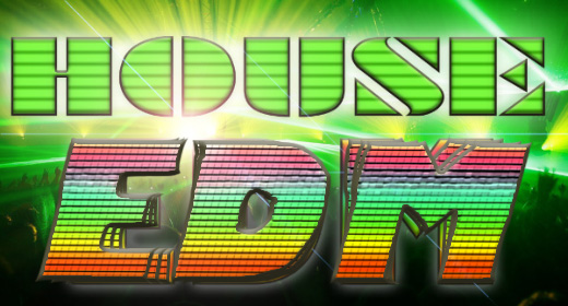 Music - House & EDM Music