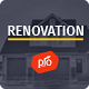 Renovation - Construction Company Theme - ThemeForest Item for Sale