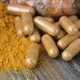 Turmeric Powder and Capsules - PhotoDune Item for Sale