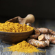 Turmeric Powder Still Life - PhotoDune Item for Sale