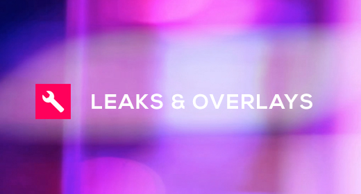 Leaks and Overlays Tools