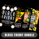 Black Friday Flyers Bundle - GraphicRiver Item for Sale