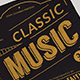 Music Classic Flyer - GraphicRiver Item for Sale