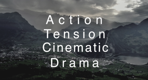 Action Drama Cinematic Tension