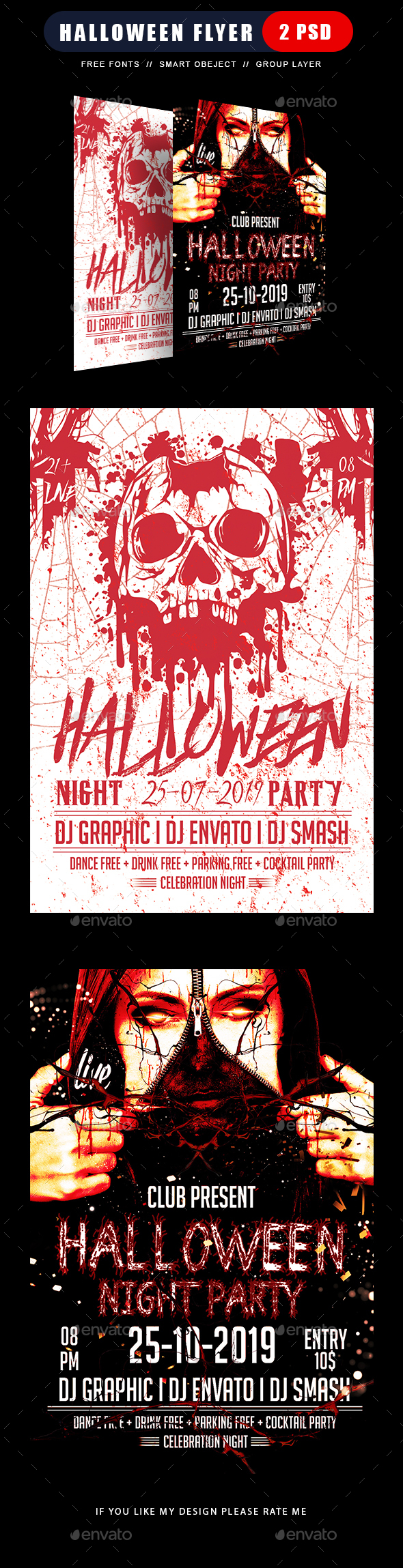 Halloween Party - Holidays Events