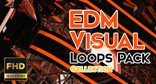 EDM Visual Loops Pack Full HD