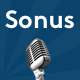 Sonus - Podcast & Audio WordPress Theme - ThemeForest Item for Sale