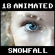 18 Gif Animated Snow Photoshop - GraphicRiver Item for Sale