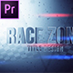 Race Zone Title Design - VideoHive Item for Sale