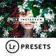 Instagram Lightroom Presets